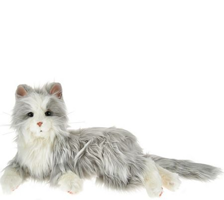 Hasbro's Lifelike Joy for All Companion Cat