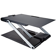 Go Anywhere Portable Adjustable Up & Down Standing Desk - V34760