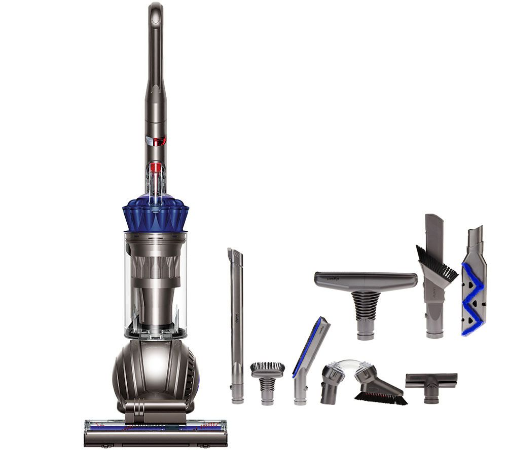 Dyson Ball Allergy Upright Vacuum with 7 Attachments