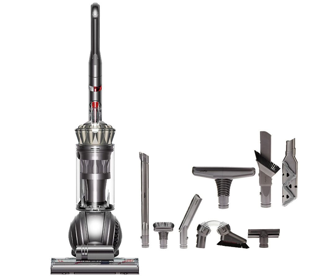 Dyson Ball Allergy Upright Vacuum With 7 Attachments   Page 1 U2014 QVC.com
