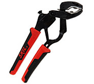 Skil 8 Ratch-N-Lock Pliers with Self-Adjusting Jaws - V32963
