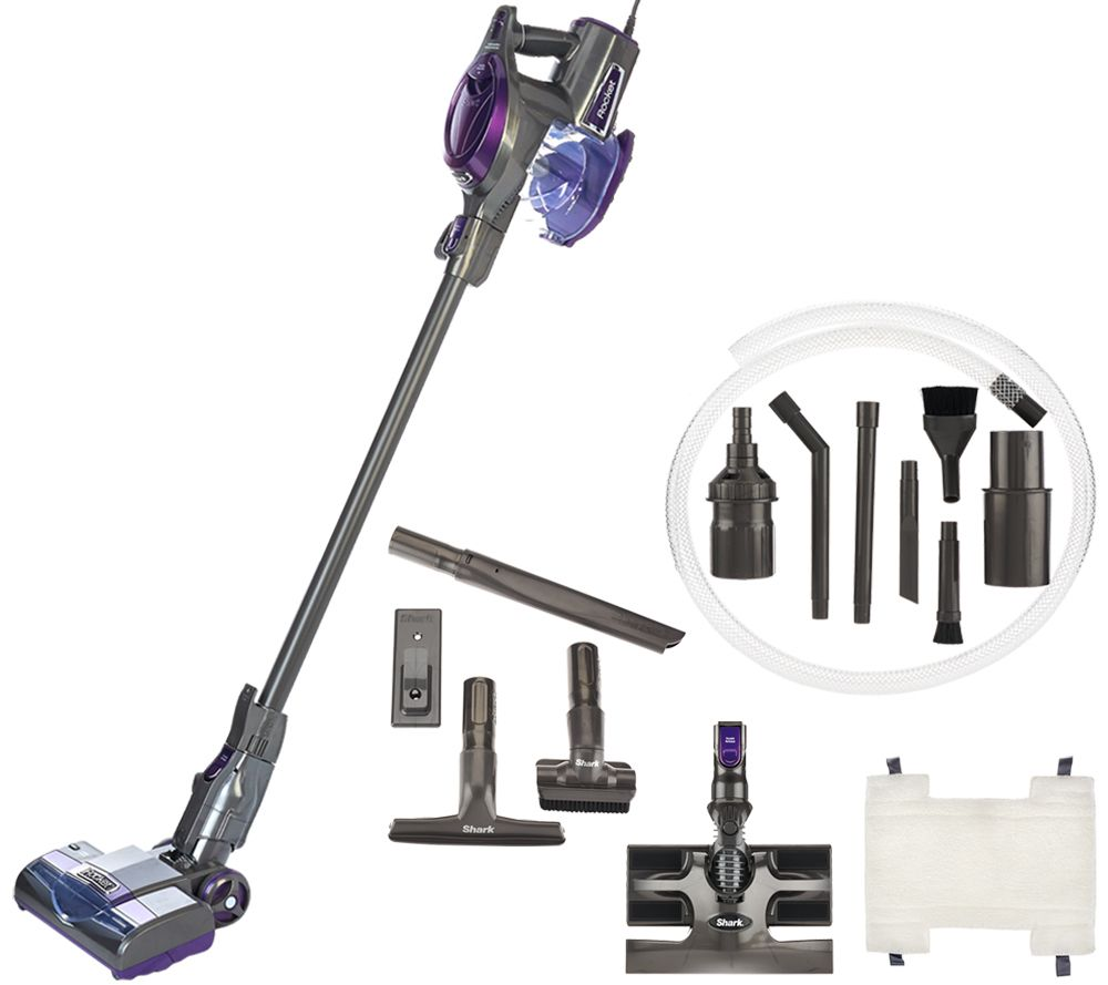 shark rocket ultra light upright vacuum with 5 tools u0026 car detail kit page 1 u2014 qvccom - Shark Upright Vacuum