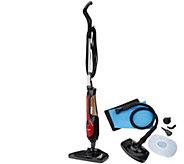Haan Dual Steam Floor Sanitizer w/ Handheld Steamer - V34363