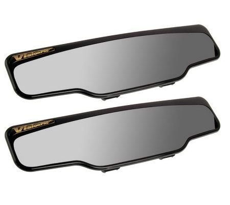 Set Of 2 Vision Pro Rearview Wide Angle Mirrors Page 1