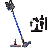 Dyson V6 Motorhead Pro Cordfree Vacuum w/ Fluffy Head & Attachments - V34364
