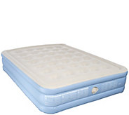 Aerobed Queen Size 16 Elevated Bed with Handheld Pump - V34664
