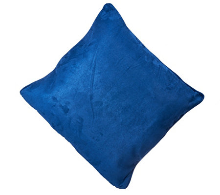 "QiPillow 20"" x 20"" Adjustable Back Support Pillow"