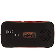 MobilePower Automotive Bluethooth Speaker with Visor Clip - V33767