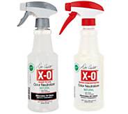 Don Asletts 16oz X-O Odor Neutralizer w/ 16oz Refill Concentrate - V34867