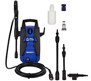 Blue Clean AR111s 1600 PSI Pressure Washer w/ Extension Wand - V33768