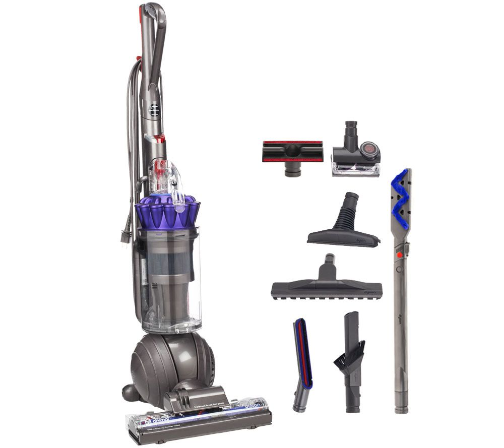 Dyson DC65 Animal Ball Upright Vacuum W/ 7 Attachments   Page 1 U2014 QVC.com