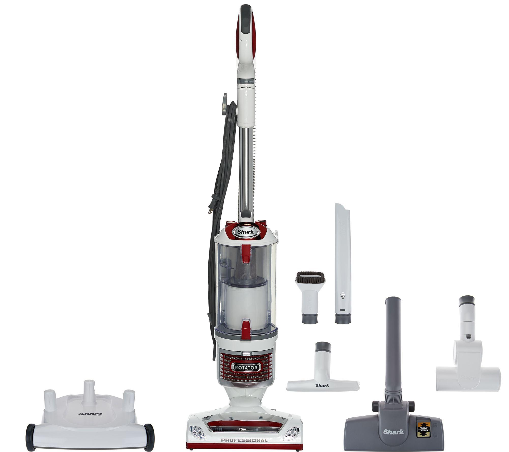 Shark Vacuum Models >> Shark Rotator Professional 3-In-1 Liftaway Upright Vacuum w/Caddy & Tools - Page 1 — QVC.com