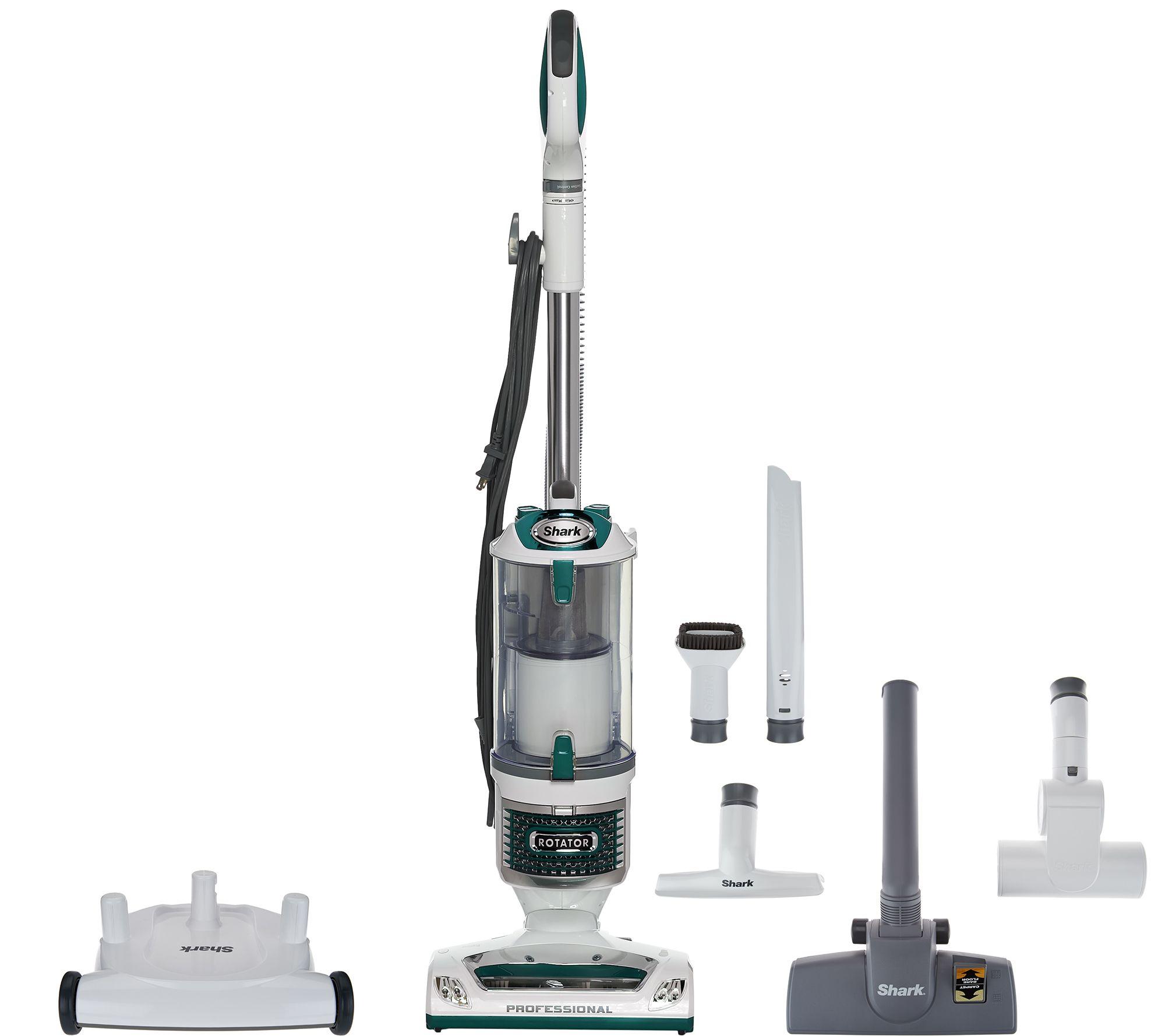 Shark navigator vacuum cleaner big w - Shark Rotator Professional 3 In 1 Liftaway Upright Vacuum W Caddy Tools Page 1 Qvc Com