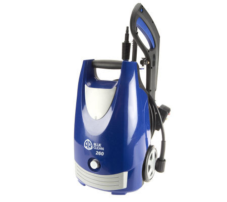 Blue Clean 1700 PSI Pressure Washer w/On-board Accessories