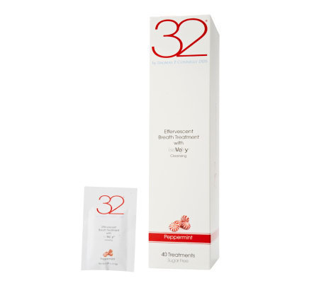 32 Dr Connelly 40 Count Effervescent BreathTreatment Crystals