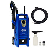 Blue Clean 1800 PSI Pressure Washer With Turbo Nozzle - V33778