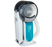 Black & Decker 20V Lithium Cordless Hand Vacuum w/ Charging Base - V34780
