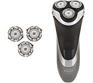 Philips Norelco Aquatec Shaver with Replacement Head - V35180