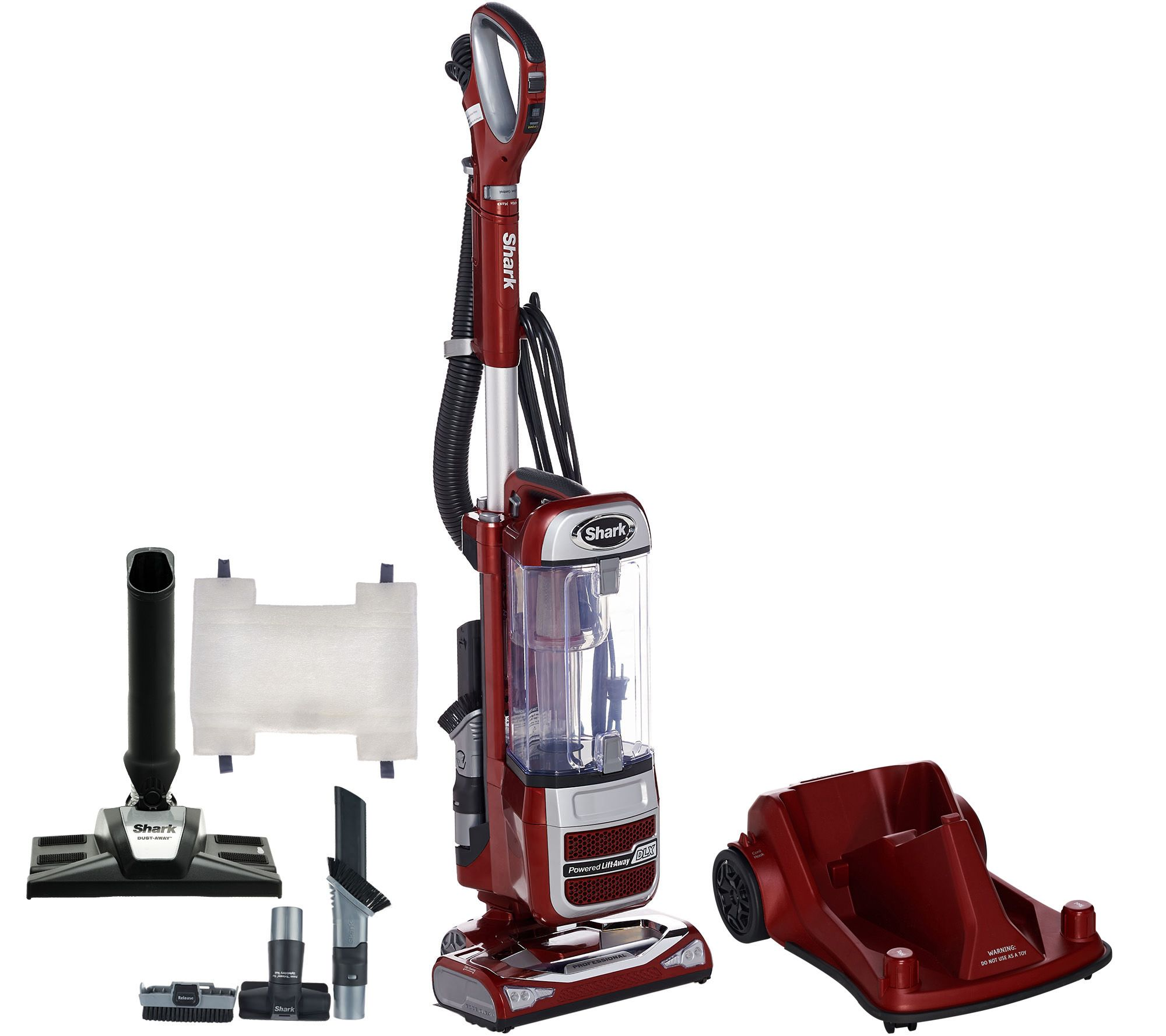 shark navigator powered liftaway dlx 3in1 vacuum wtools u0026 caddy page 1 u2014 qvccom - Shark Vacuum Cleaner