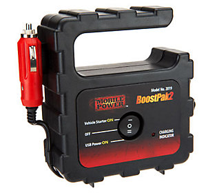 mobilepower lithium ion 5 in 1 vehicle battery booster. Black Bedroom Furniture Sets. Home Design Ideas