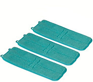 Titan Twist Microfiber Mop 3-pack Replacement Pads - V33982