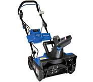 Snow Joe 18 Cordless 5-Amp Rechargeable Snow Blower - V33583