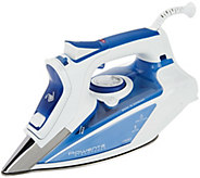 Rowenta Steam Power 1750W Iron w/Precision Tip Soleplate - V33983