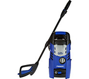 Blue Clean 1450 PSI Pressure Washer with Adjustable Spray Nozzle - V34583