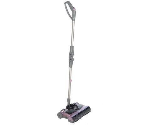 Shark Cordless Floor Amp Carpet Sweeper With Backsaverhandle