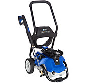 Blue Clean 2050 PSI Pressure Washer with On-Off Cart - V34585