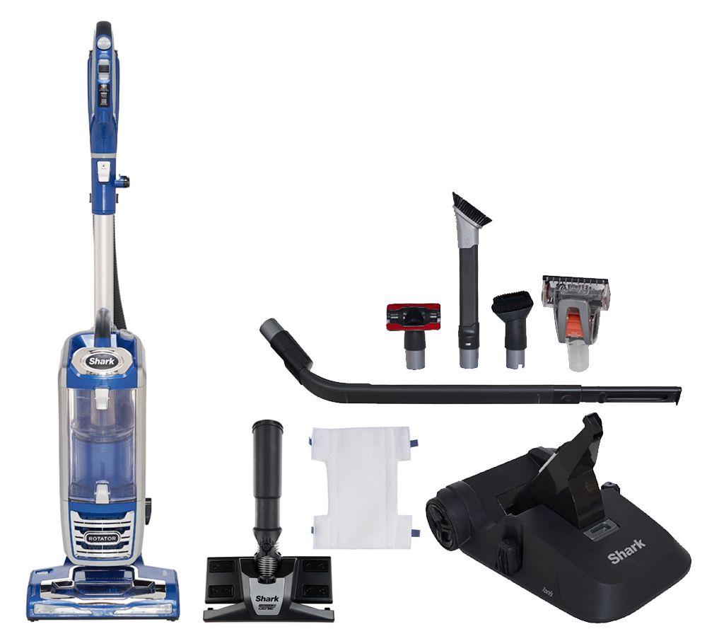 Shark Rotator Powered Lift Away Deluxe Vacuum W 8