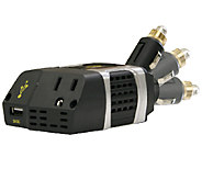 Stanley 120 Watt Power Vehicle Converter - V32387