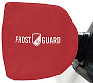 Set of 2 FrostGuard Side Mirror Covers - V33488