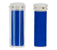 Emjoi Micro-Pedi Set of 2 Extra Coarse Refill Rollers - V26289