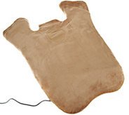 Sunbeam XXL Massaging Heat Therapy Neck, Shoulder & Back Wrap - V34191
