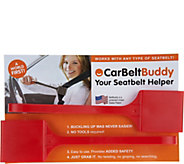 Car BeltBuddy Set of 2 Universal Seatbelt Helpers - V34591