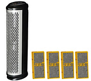 Holmes Air Purifier Tower with aer1 Odor Filters - V33692
