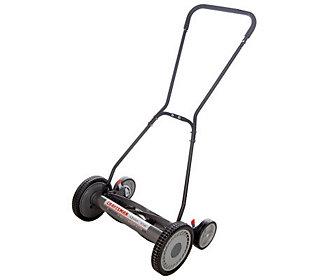 Craftsman 18-inch Trailing Wheel Reel Mower — QVC.com