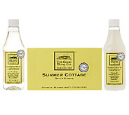 Good Home Co. Set of 3 Laundry Fragrance and Detergent Kit - V32794
