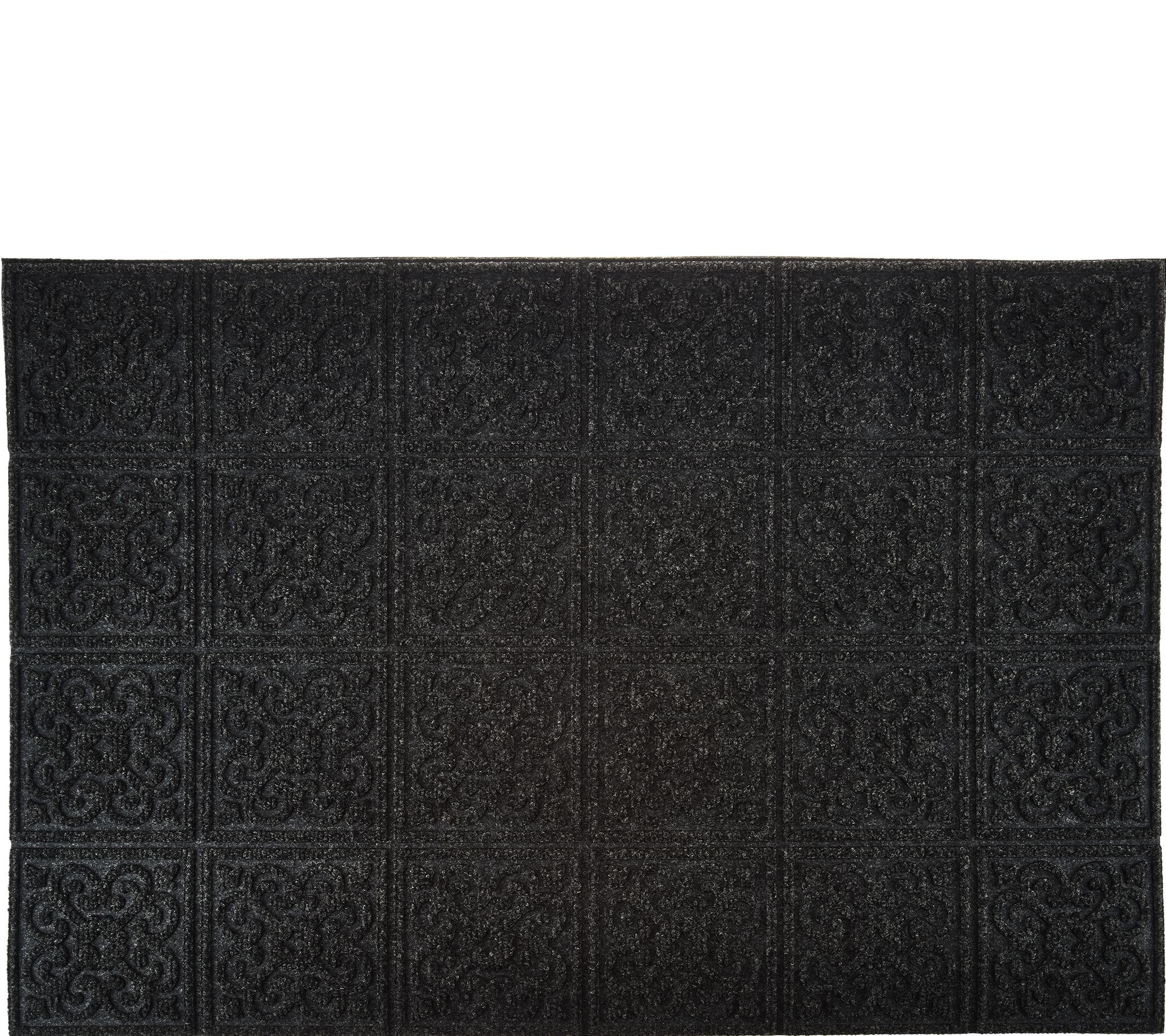 Aqua Hog 2u0027 X 3u0027 Indoor/Outdoor Door Mat With Rubber Backing   Page 1 U2014  QVC.com