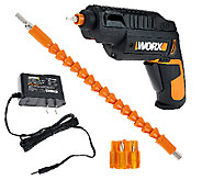 WORX 4-Volt Lithium-Ion Driver with Accessories - V33495