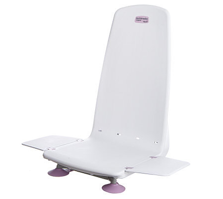 Archimedes Bath Lift Chair with Wired Remote