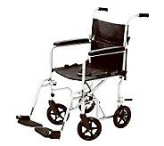 Carex Folding Transport Chair - V118698