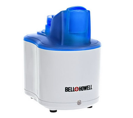 Bell & Howell Sonic Breathe Ultrasonic Personal Humidifier
