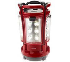 Coleman Rechargeable Hi/Lo Quad Lantern with 24 LED Lights