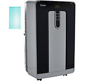 Haier 12,500BTU Dual Hose Portable Air Conditioner w/3M Filter - V33898