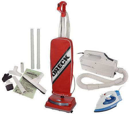 how to clean oreck xl vacuum