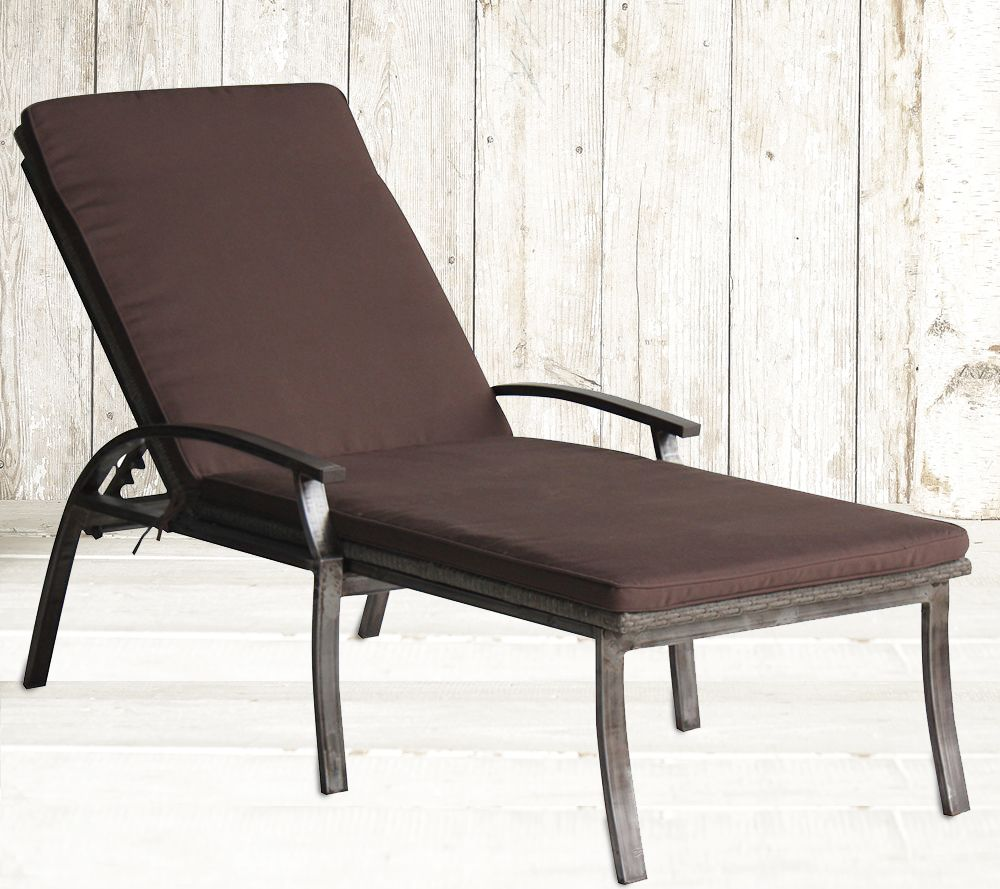 Urban outdoor chaise lounge chair for Chaise urban but