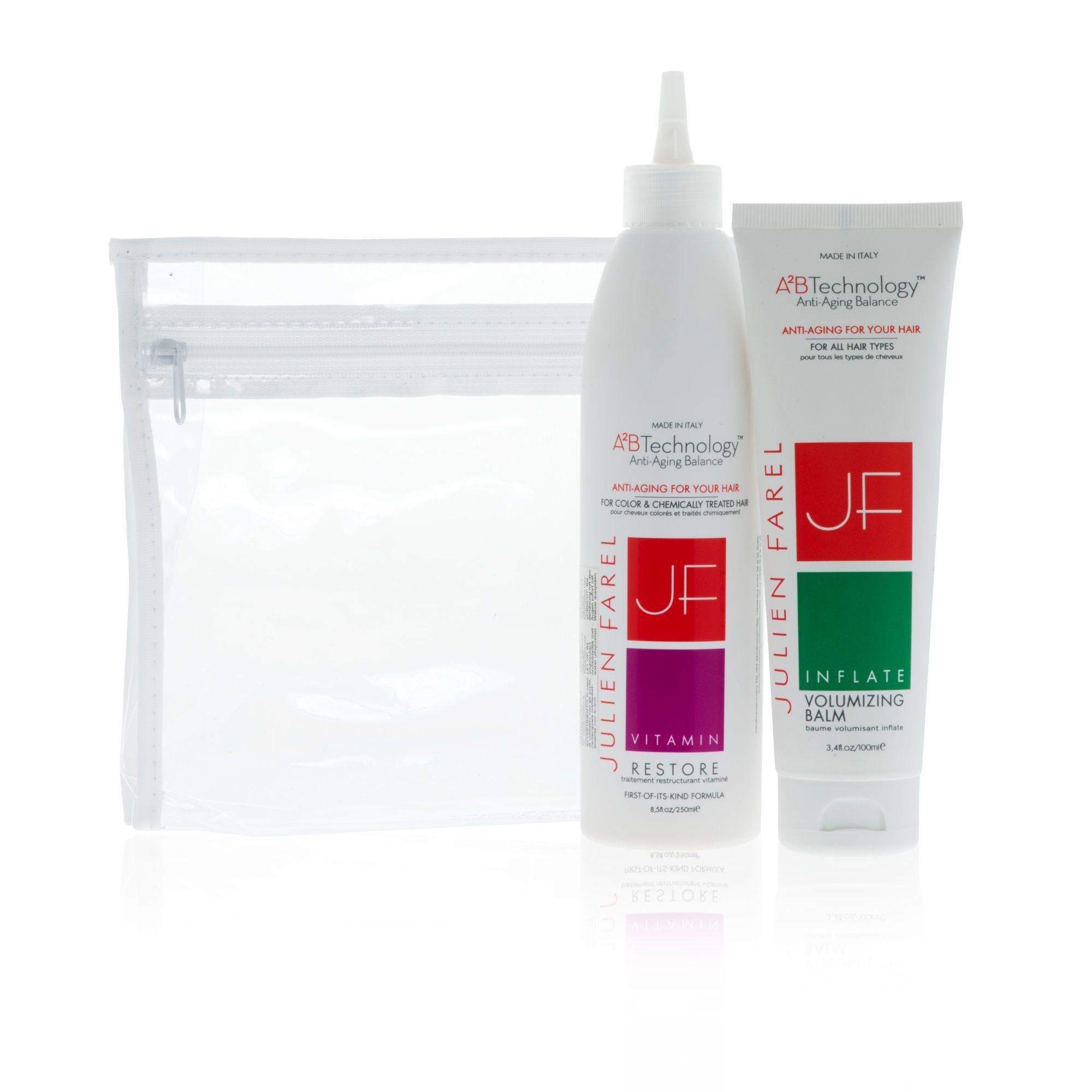 Beauty Care Estate kit Vitamin Restore e crema volumizzante (2 pz)