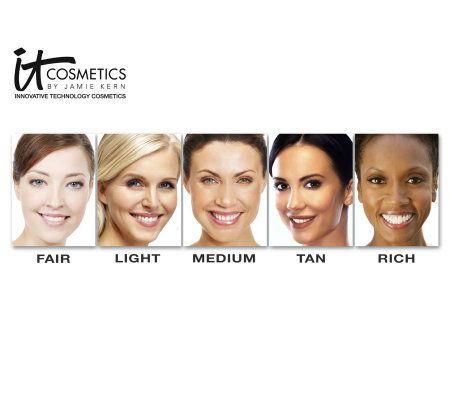 816235f086a4 IT Cosmetics Full Coverage Physical SPF 50 CC Cream Auto-Delivery — QVC.com